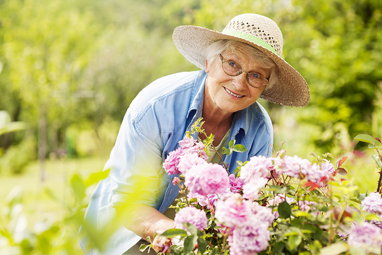 senior-woman-picking-flowers-1